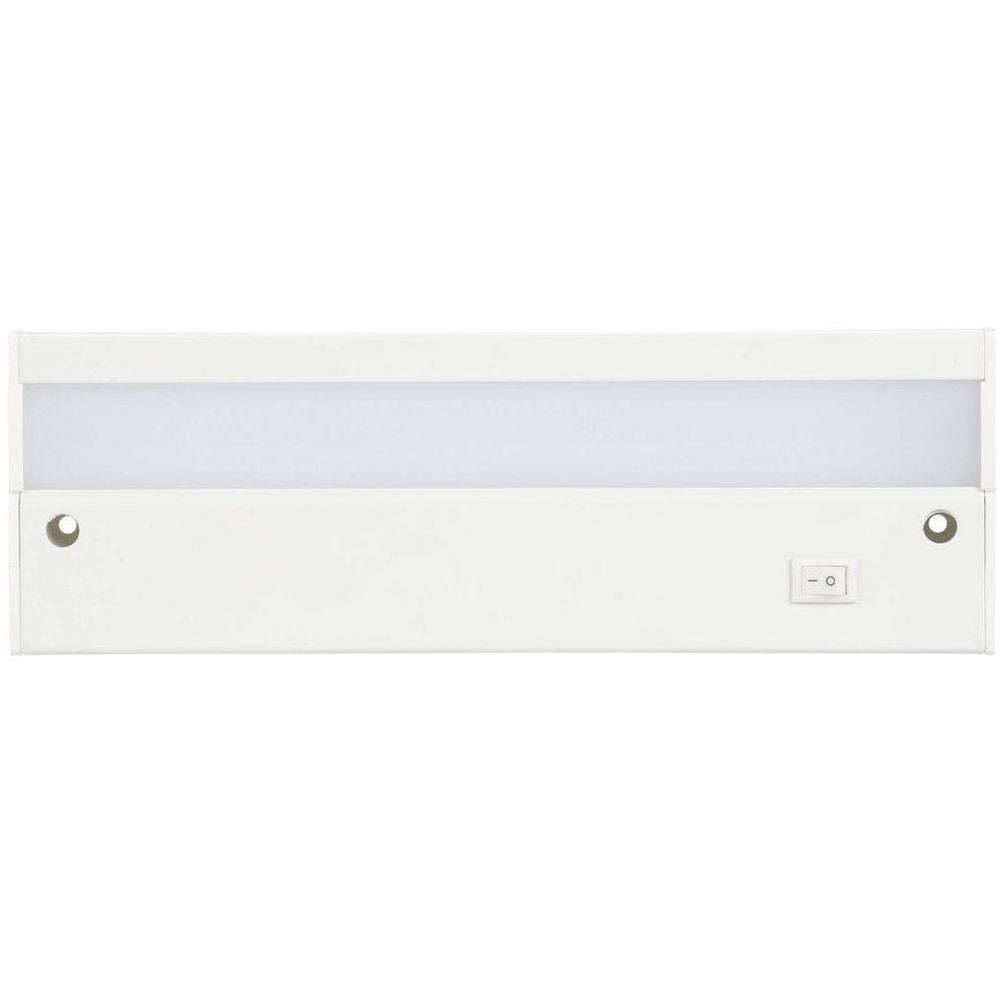 medium resolution of led white direct wire under cabinet light