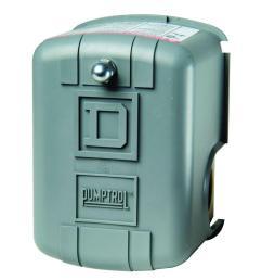 square d 30 50 psi pumptrol water pressure switch [ 1000 x 1000 Pixel ]