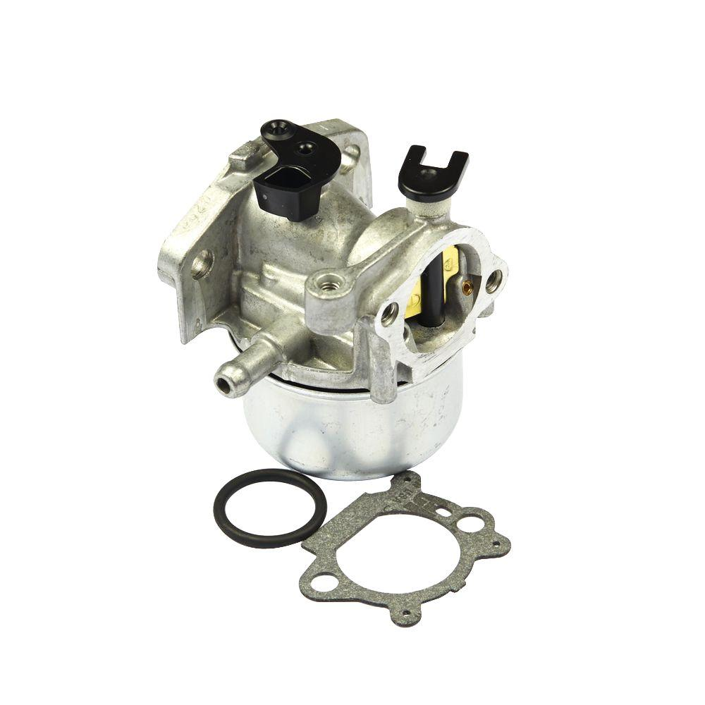 hight resolution of briggs stratton small engine carburetor replaces for 796707 and 794304 799866 the home depot