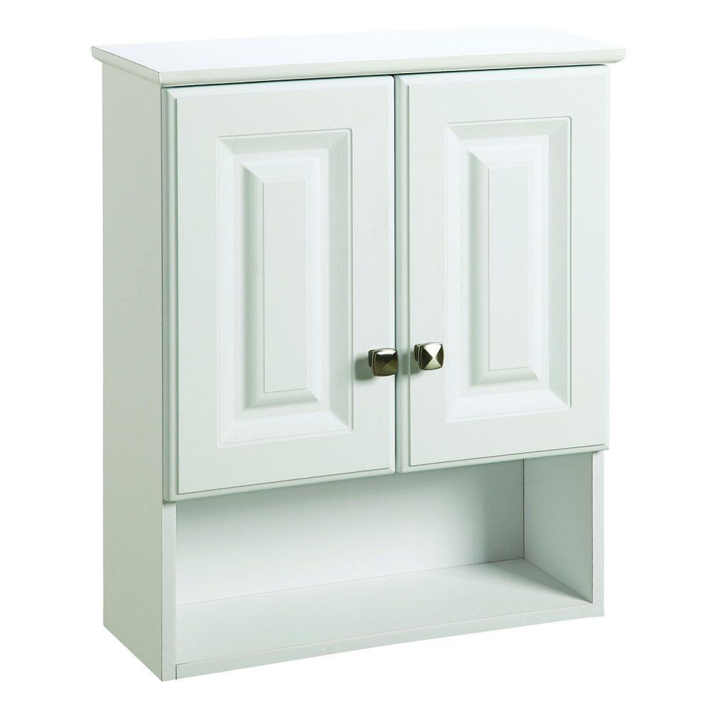 Bathroom Cabinet With Shelf. over the toilet bathroom
