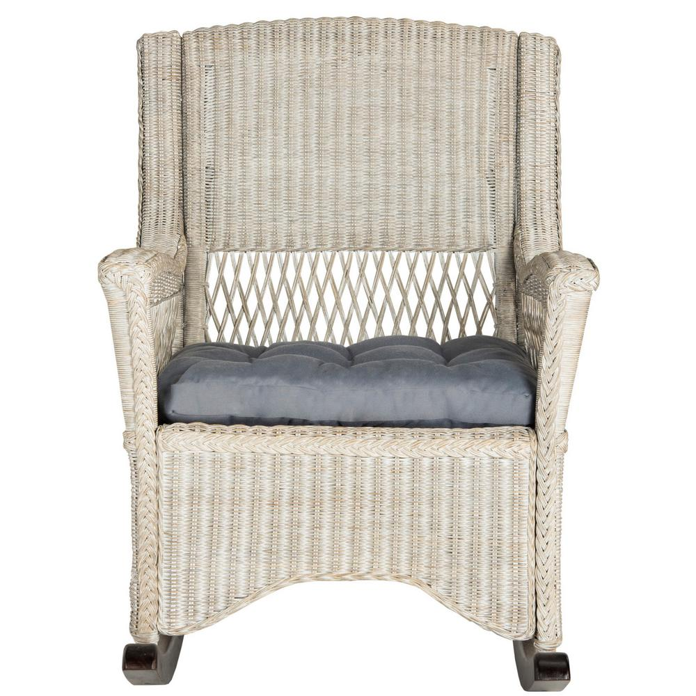 Antique Accent Chairs Safavieh Aria Antique Gray Accent Chair Sea8036a The Home Depot