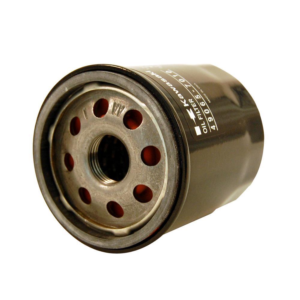 medium resolution of kawasaki oil filter for kawasaki 15 25 hp engines