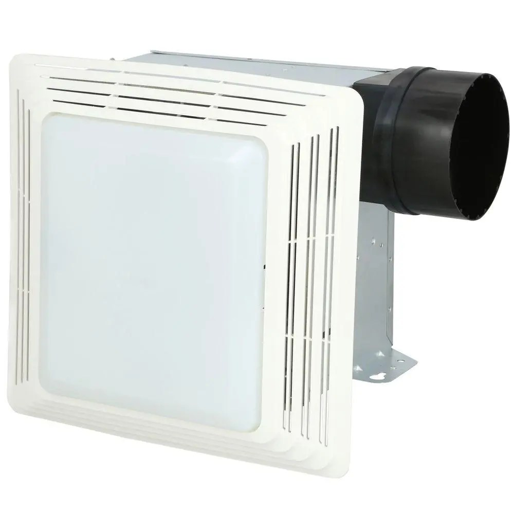 hight resolution of broan 50 cfm ceiling bathroom exhaust fan with light