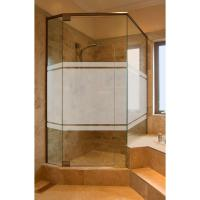 Artscape 24 in. x 36 in. Etched Glass Decorative Window