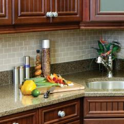 Stick On Backsplash Tiles For Kitchen Turquoise Cabinets Smart 9 70 In X 10 95 Peel And Sand Mosaic Decorative Wall