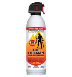 fire extinguishing spray [ 1000 x 1000 Pixel ]