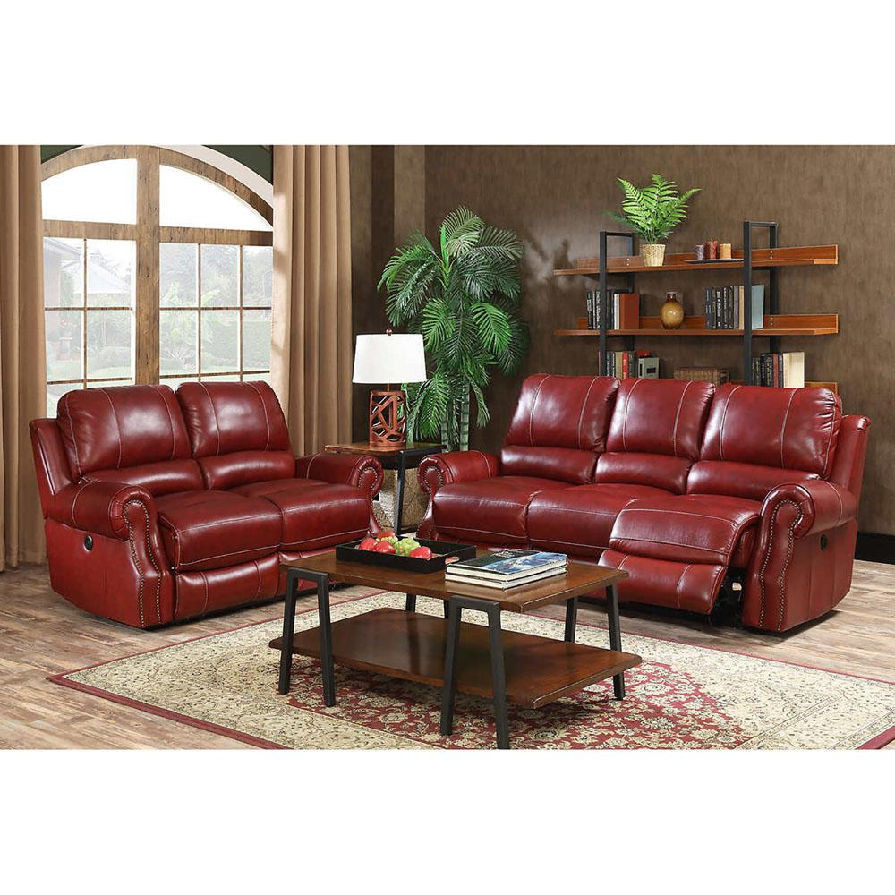 cheap 2 piece living room sets decorating with gray walls cambridge rustic wine sofa and loveseat set 98533a2pc the home depot