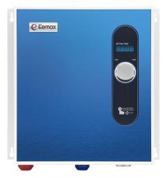eemax 27 kw self modulating 5 3 gpm electric tankless water heater [ 1000 x 1000 Pixel ]