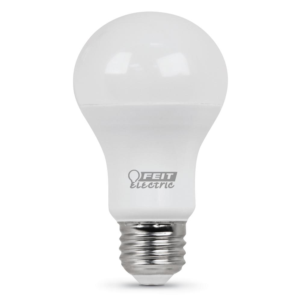 Feit Electric 60Watt Equivalent Soft White A19 LED Medium