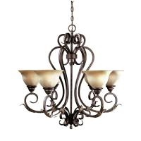 World Imports Olympus Tradition Collection 6-Light ...