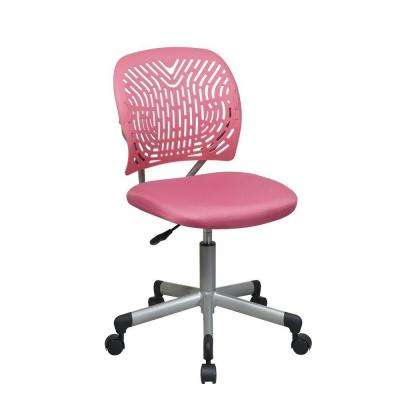 hot pink office chair outdoor cushions kmart ospdesigns chairs home furniture the revv