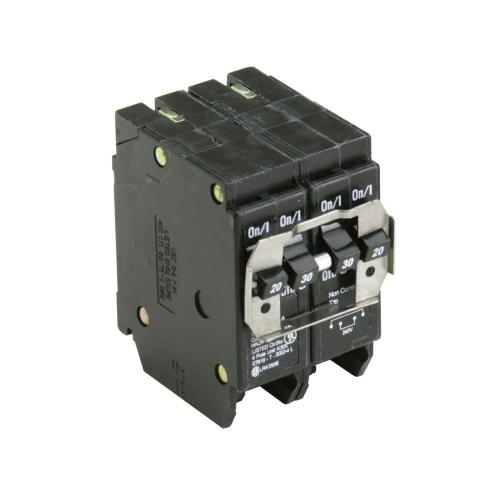 small resolution of br 1 20 amp 2 pole and 1 30 amp 2 pole bq independent trip quad circuit breaker