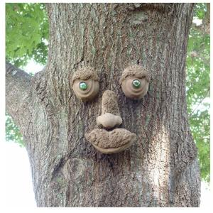 Genuine Tree Peeple WoodChuck Tree Face 106 GTP HD The