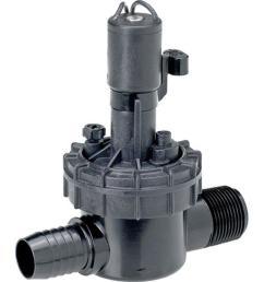 toro 150 psi 1 in in line barb valve with flow control [ 1000 x 1000 Pixel ]
