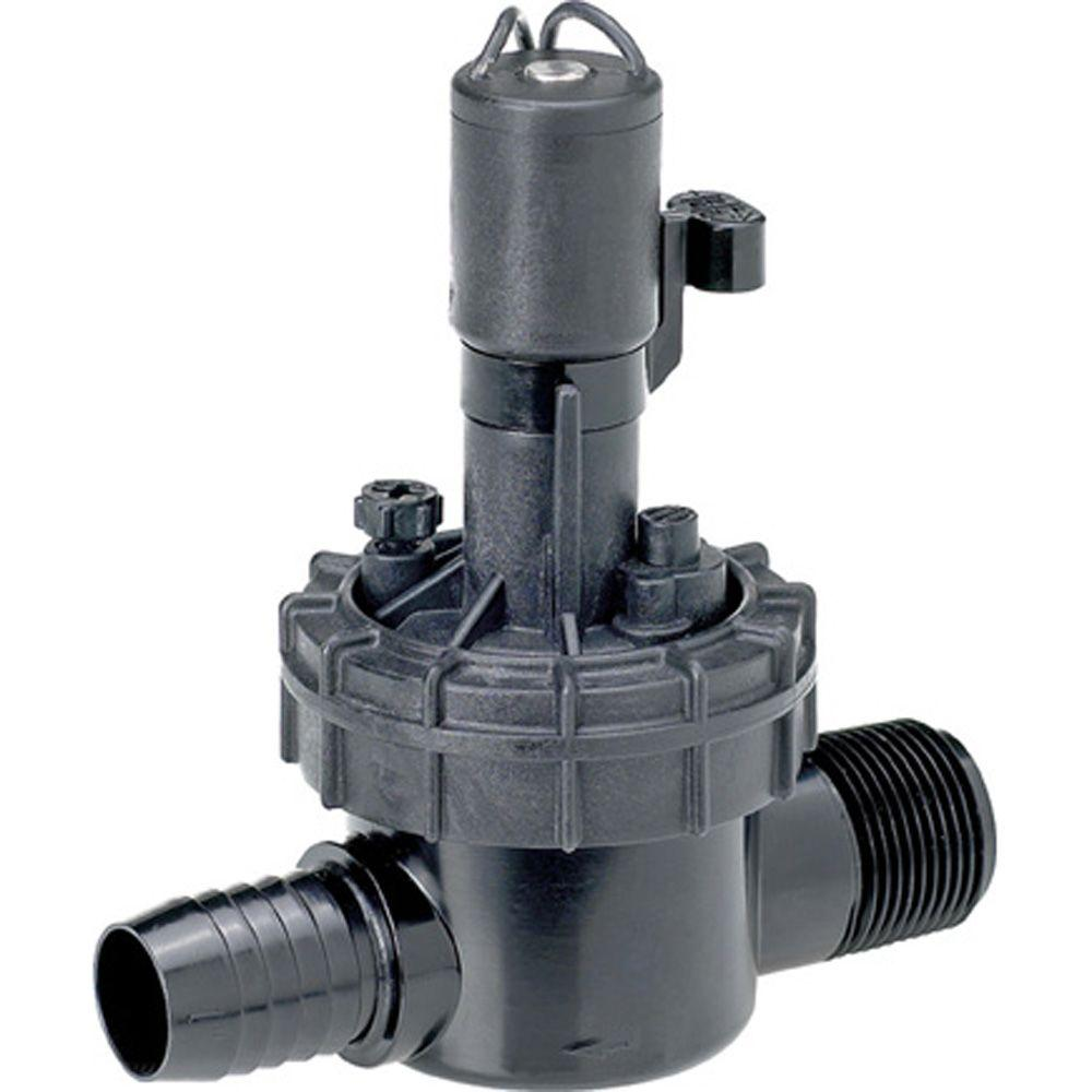 hight resolution of toro 150 psi 1 in in line barb valve with flow control