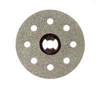 Dremel EZ Lock Diamond Tile Cutting Wheel for Tile and ...