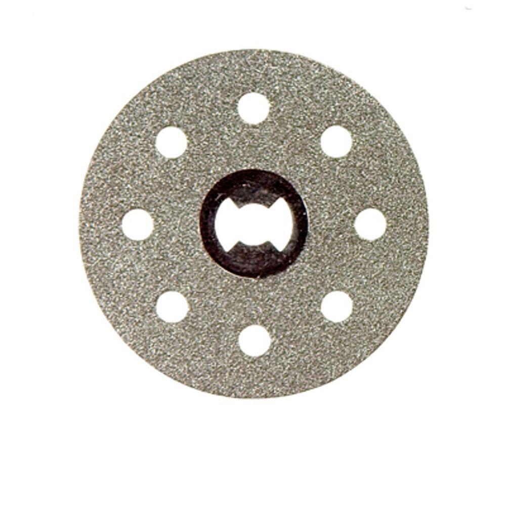 Dremel EZ Lock Diamond Tile Cutting Wheel for Tile and