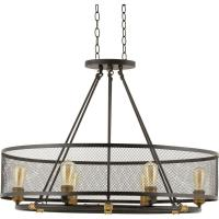 Progress Lighting Heritage Collection 6-Light Forged ...