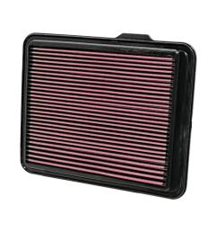 k u0026n replacement air filter hummer h3 5 3l v8 2008 33 2408 thereplacement [ 1000 x 1000 Pixel ]
