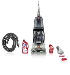 hoover turbo scrub upright carpet cleaner expert pet bundle [ 1000 x 1000 Pixel ]
