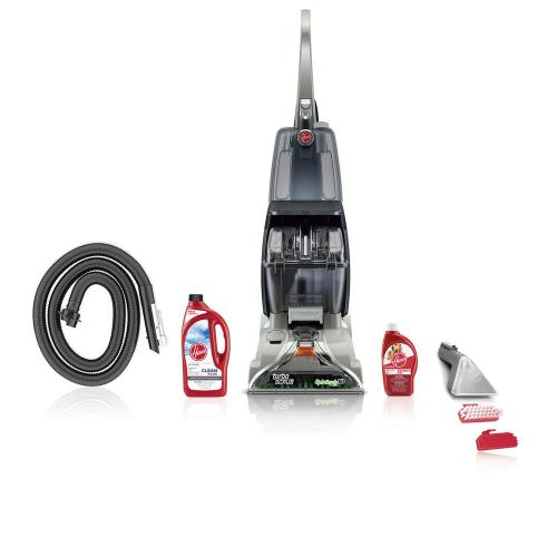 small resolution of hoover turbo scrub upright carpet cleaner expert pet bundle