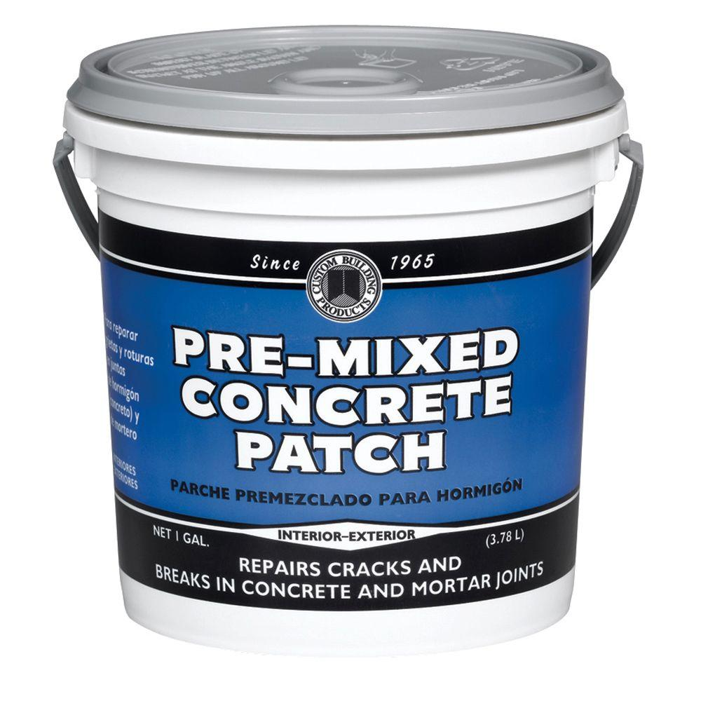 Phenopatch Premixed Concrete Patch 1 Gal Gray34617
