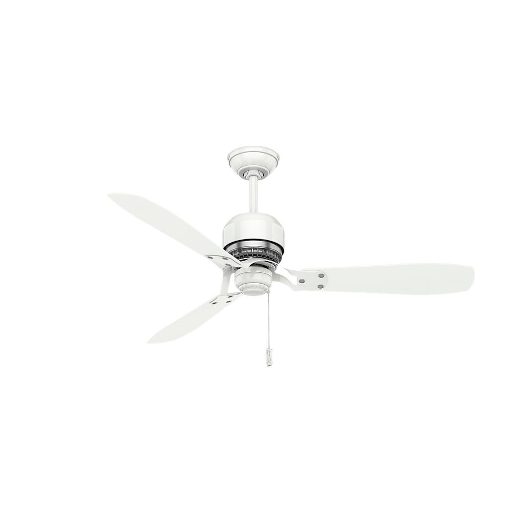 medium resolution of indoor snow white ceiling fan
