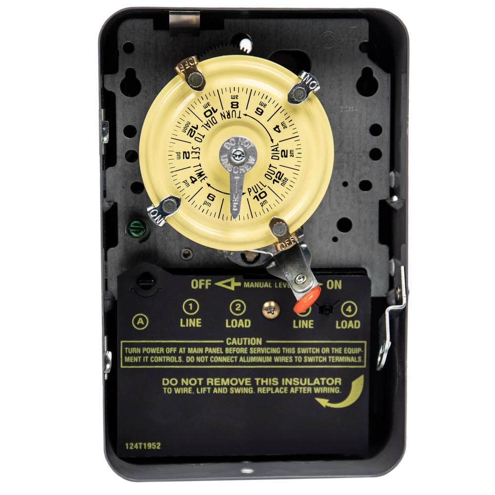 hight resolution of intermatic 40 amp 240 volt electric water heater time switch