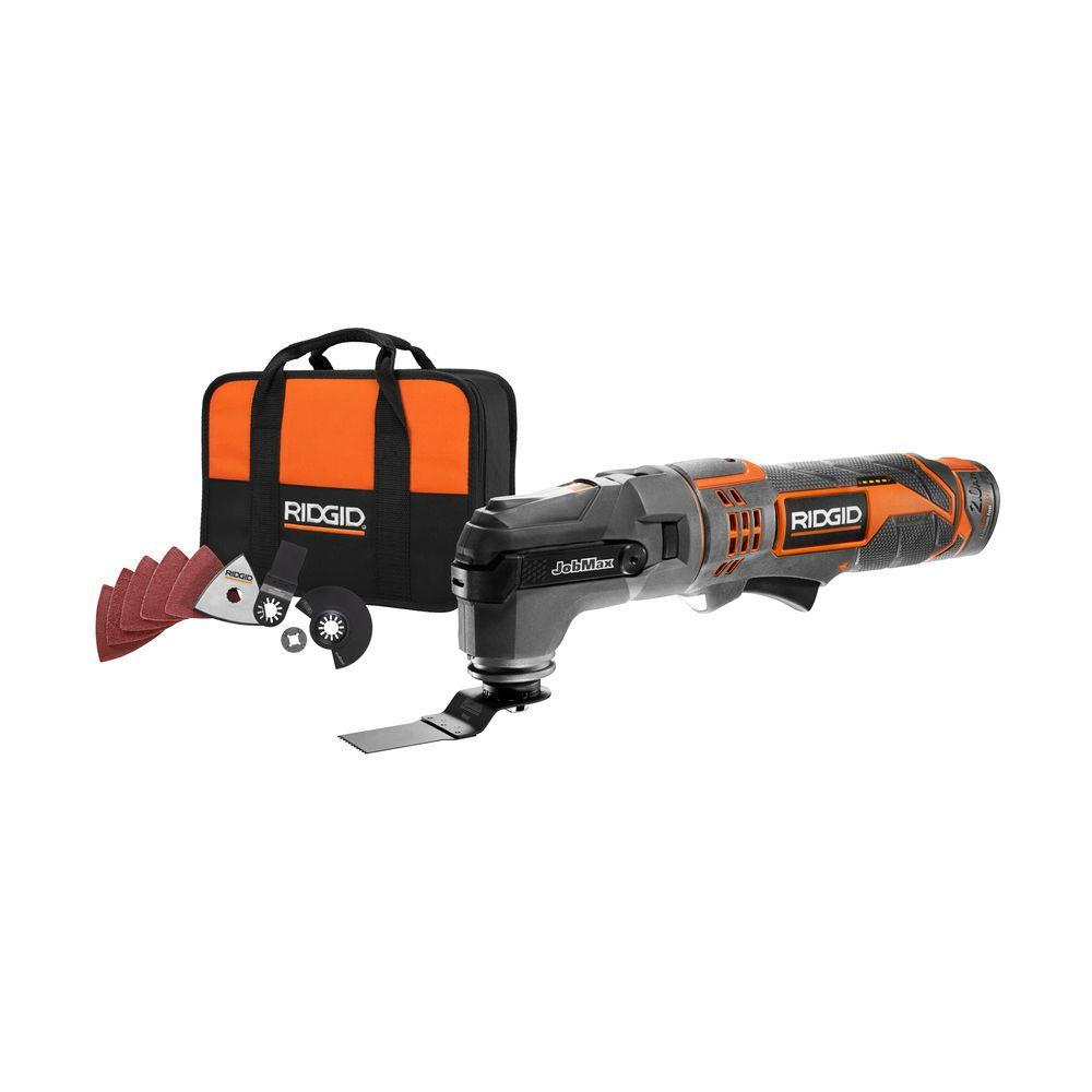 Ridgid Multi Tool Home Depot