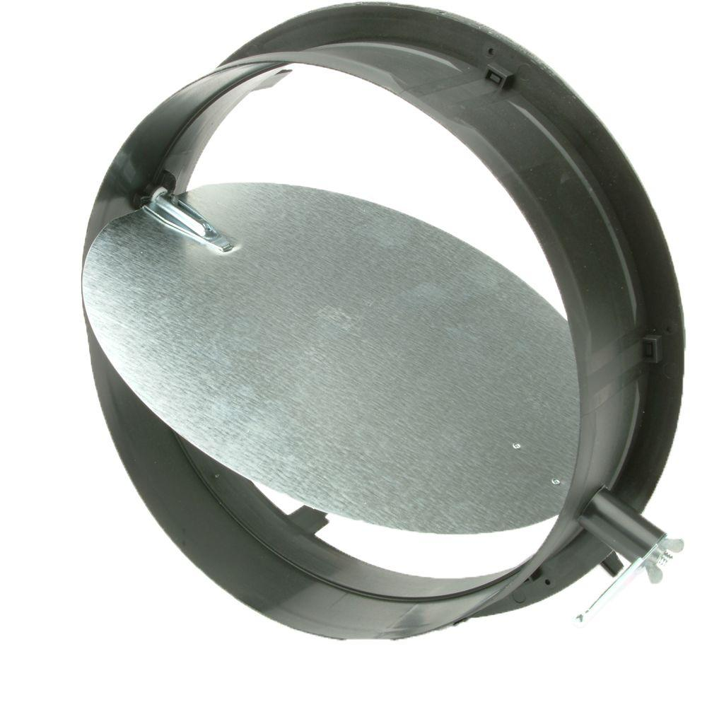 medium resolution of take off start collar with damper for hvac duct work connections