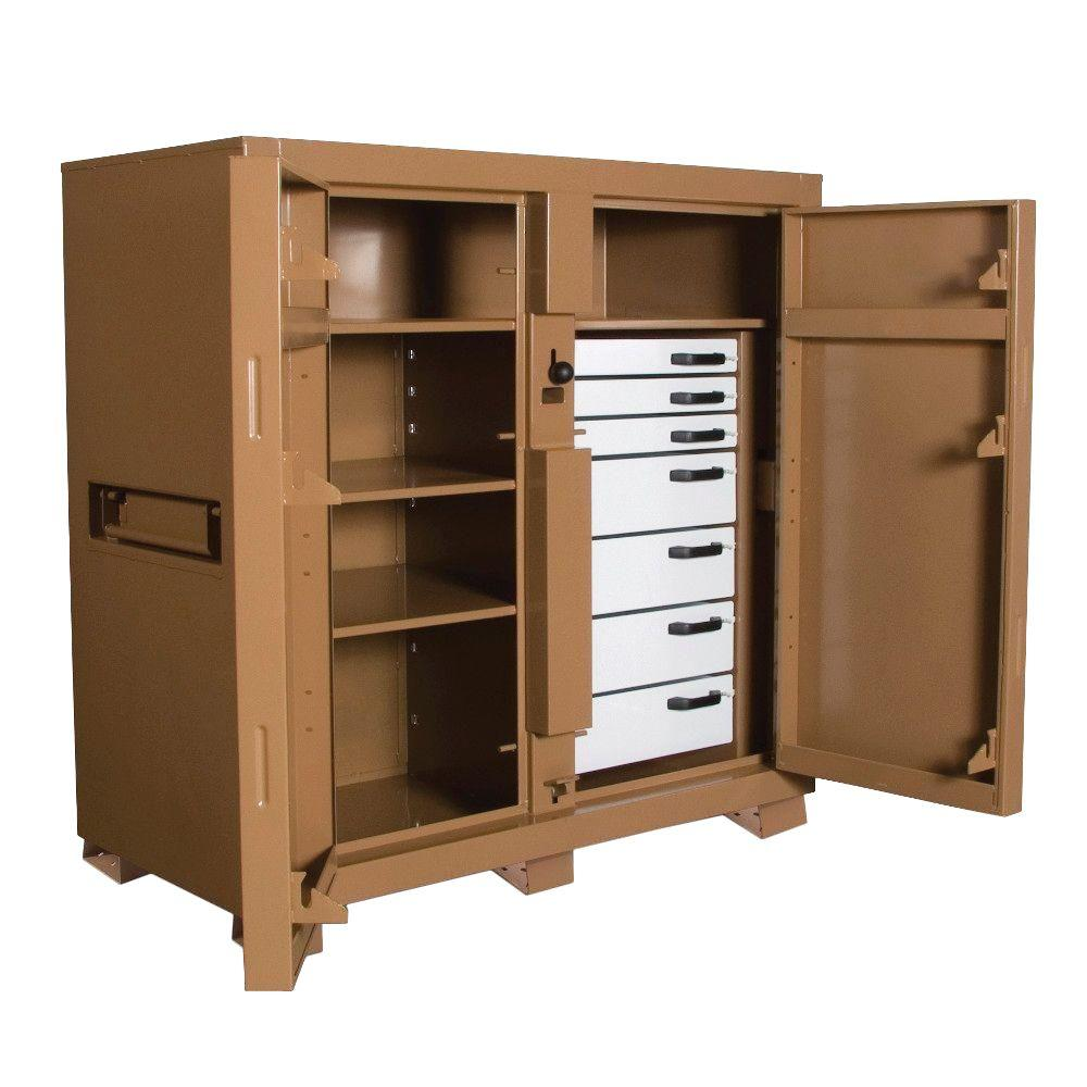 hight resolution of knaack 60 in 7 drawer cabinet