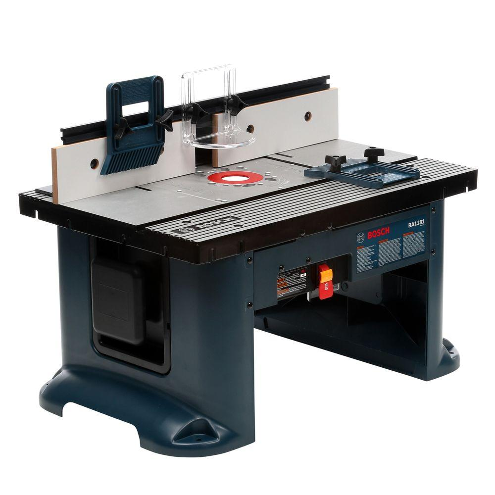 Bosch Router Table Ra1181