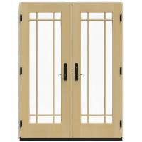 Right-Hand/Inswing - Double Door - French Patio Door ...