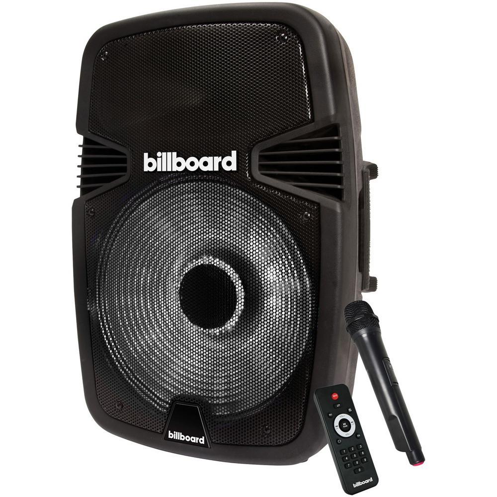 Sightly Billboard Bluetooth Long Speaker Black Billboard