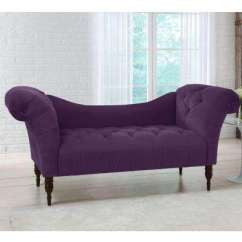 Purple Chaise Lounge Chair Cheap And Ottoman Lounges Chairs The Home Depot