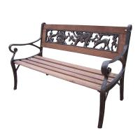 Garden Decorative Outdoor Bench with Animal Design-HD6051 ...