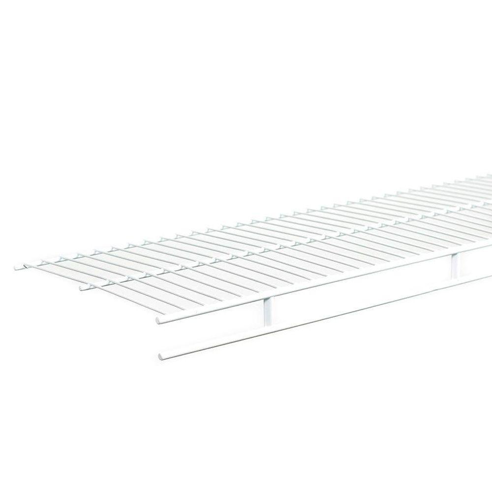 ClosetMaid Shelf and Rod 6 ft. x 16 in. Ventilated Wire