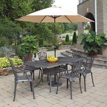 Home Styles Largo 7-piece Patio Dining Set-5561-3786