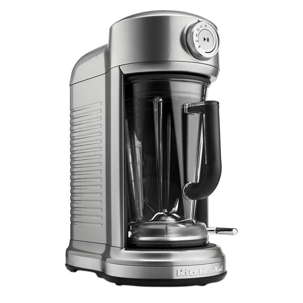 kitchen aid blenders discount sinks kitchenaid torrent magnetic drive blender ksb5010ob the home depot