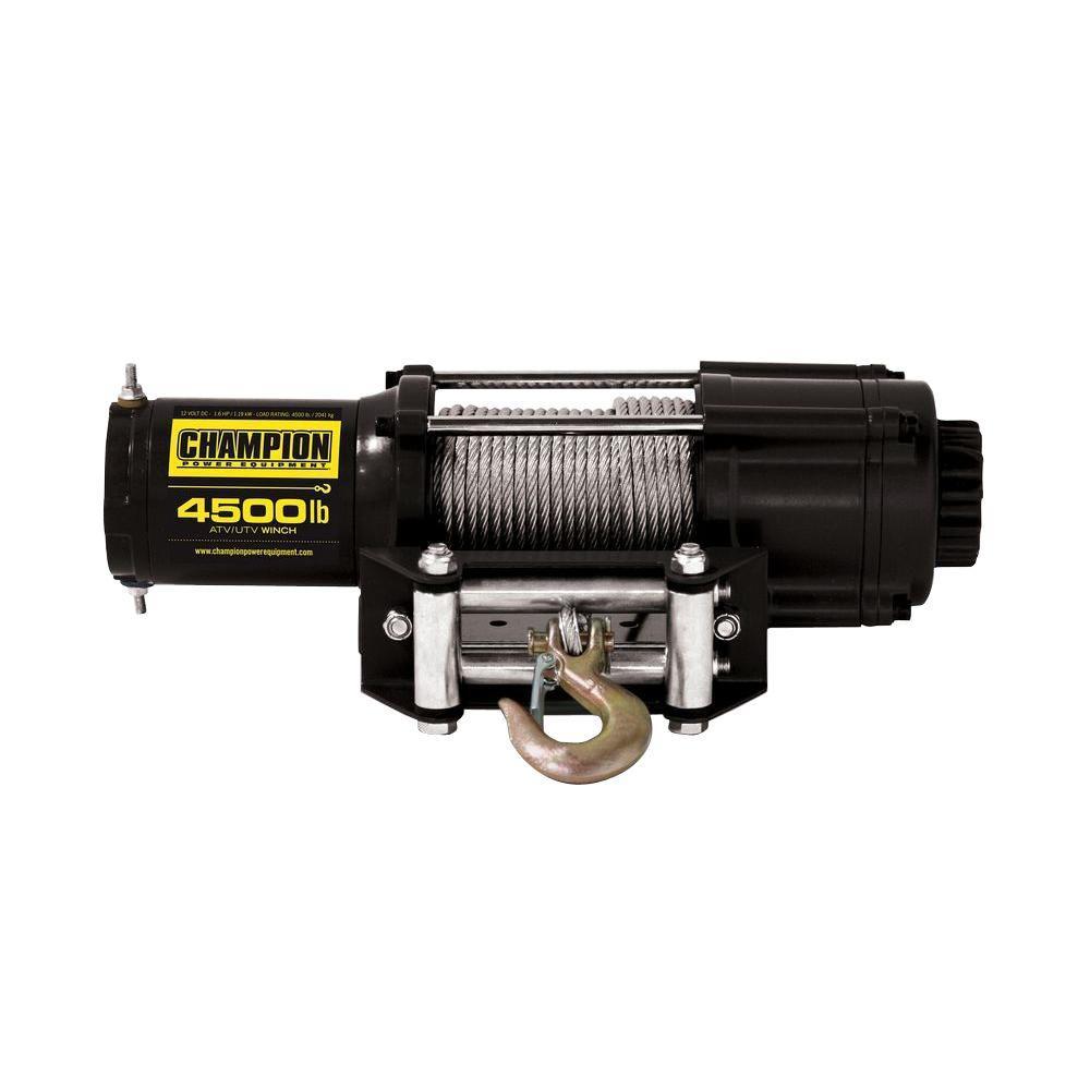 hight resolution of champion 3000 lb winch wiring diagram 37 wiring diagram mile marker winch wiring diagram warn winch