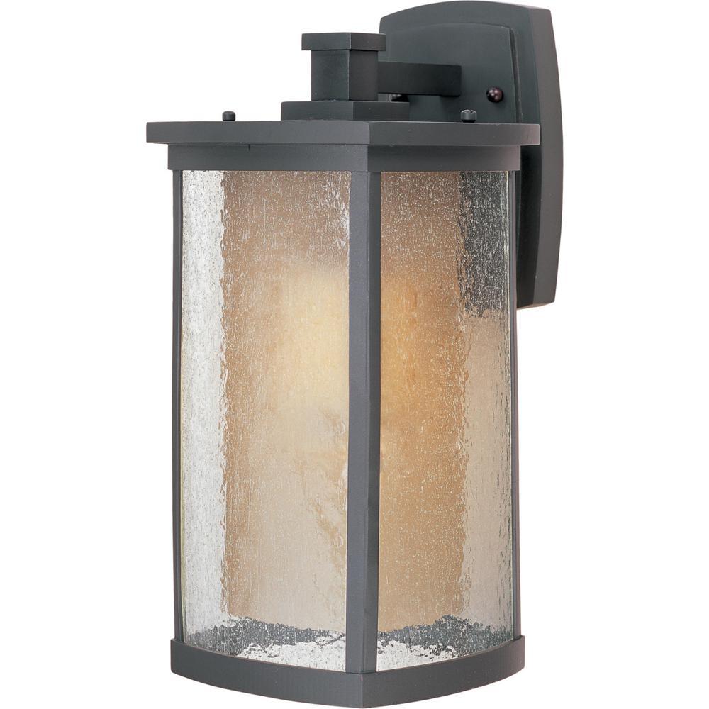 Maxim Lighting Bungalow LED 1Light Bronze Wall Sconce