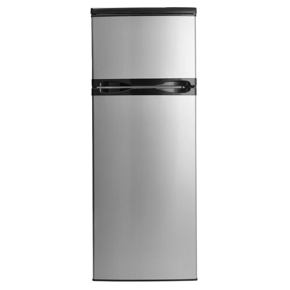 Danby Designer 73 cu ft Apartment Size Top Freezer