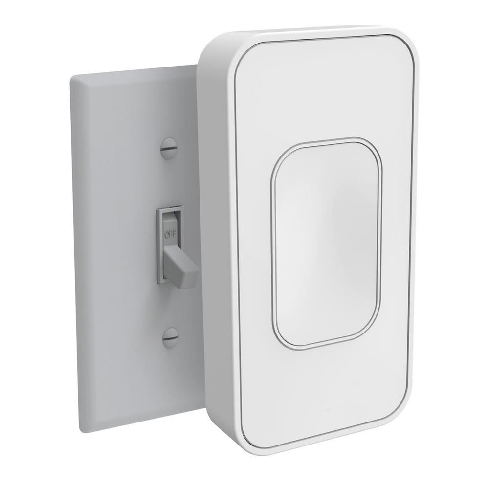 hight resolution of switchmate light switch toggle in white
