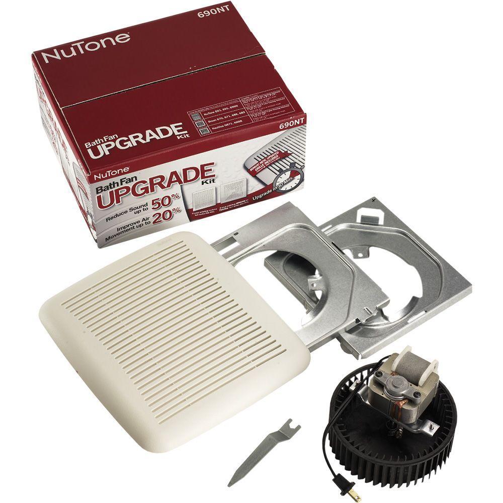 hight resolution of nutone 60 cfm bath fan upgrade kit