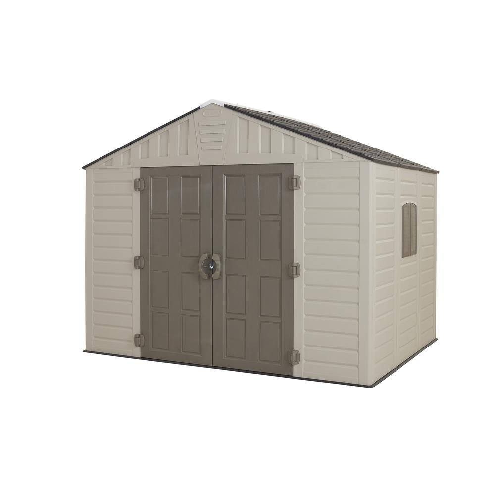 hight resolution of keter stronghold resin storage shed