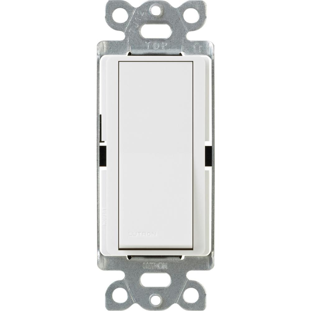 lutron claro dimensions workover rig diagram 15 amp 4 way rocker switch with locator light white ca