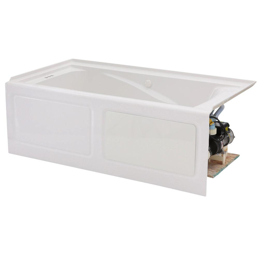 american standard - alcove bathtubs - bathtubs - the home depot