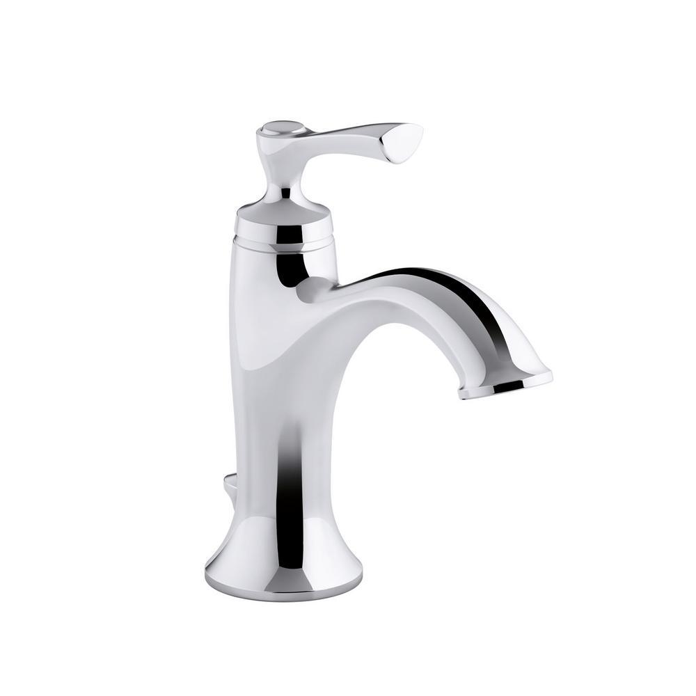 kohler bathroom faucets single hole