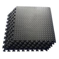 Interlocking Rubber Floor Tiles | Tile Design Ideas