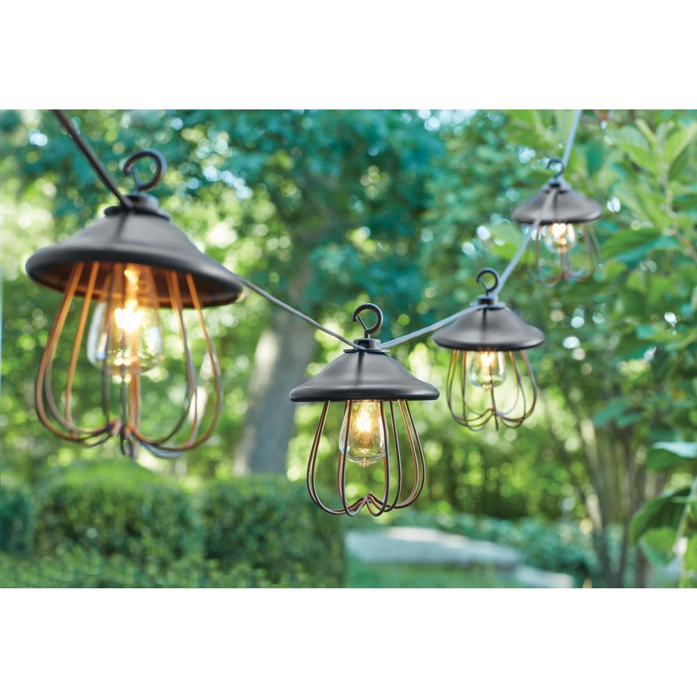 Lantern String Lights Outdoor